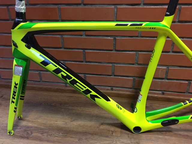 Trek Madone 7 Series Road Frameset