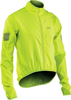 Northwave Vortex Jacket Yellow